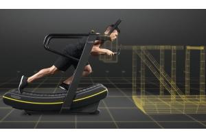 skillmill curved treadmill
