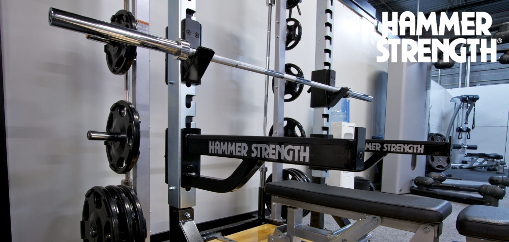Hammer strength home & commercial gym equipment