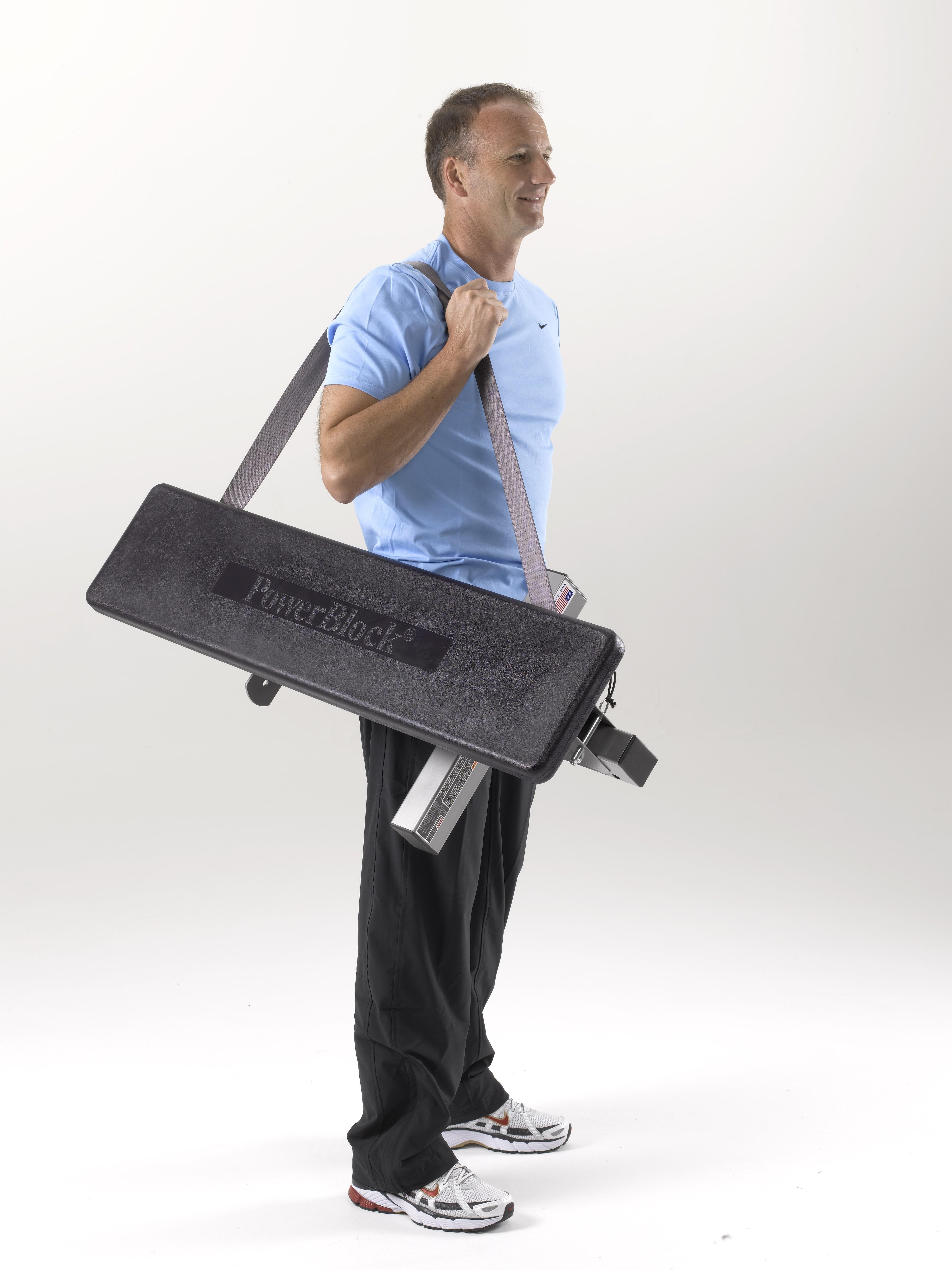 PowerBlock Sport Travel Bench