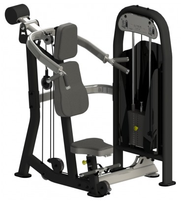 Spirit Fitness Shoulder Press/Low Pulley