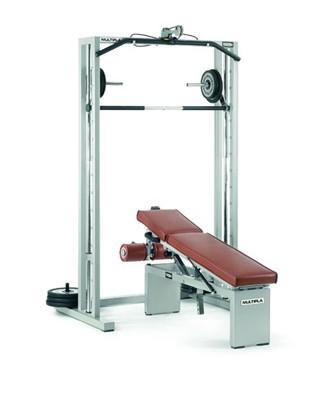 Technogym Multipla (85kg Weight Plate Kit)
