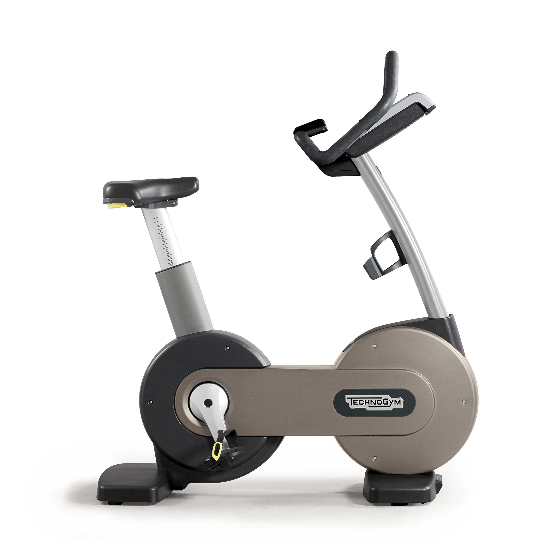 Technogym Excite+ Upright Bike 700 - UNITY