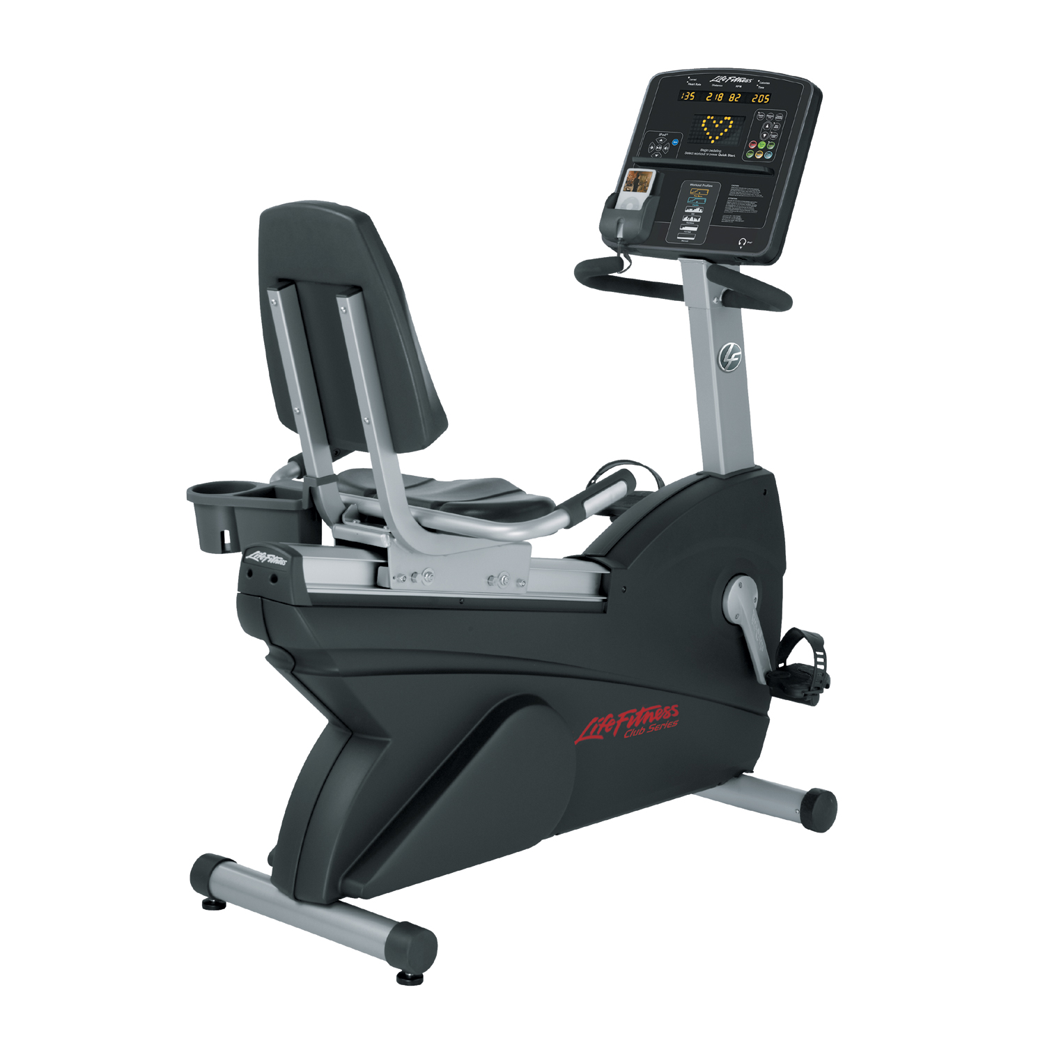 Life Fitness Club Series Recumbent Bike