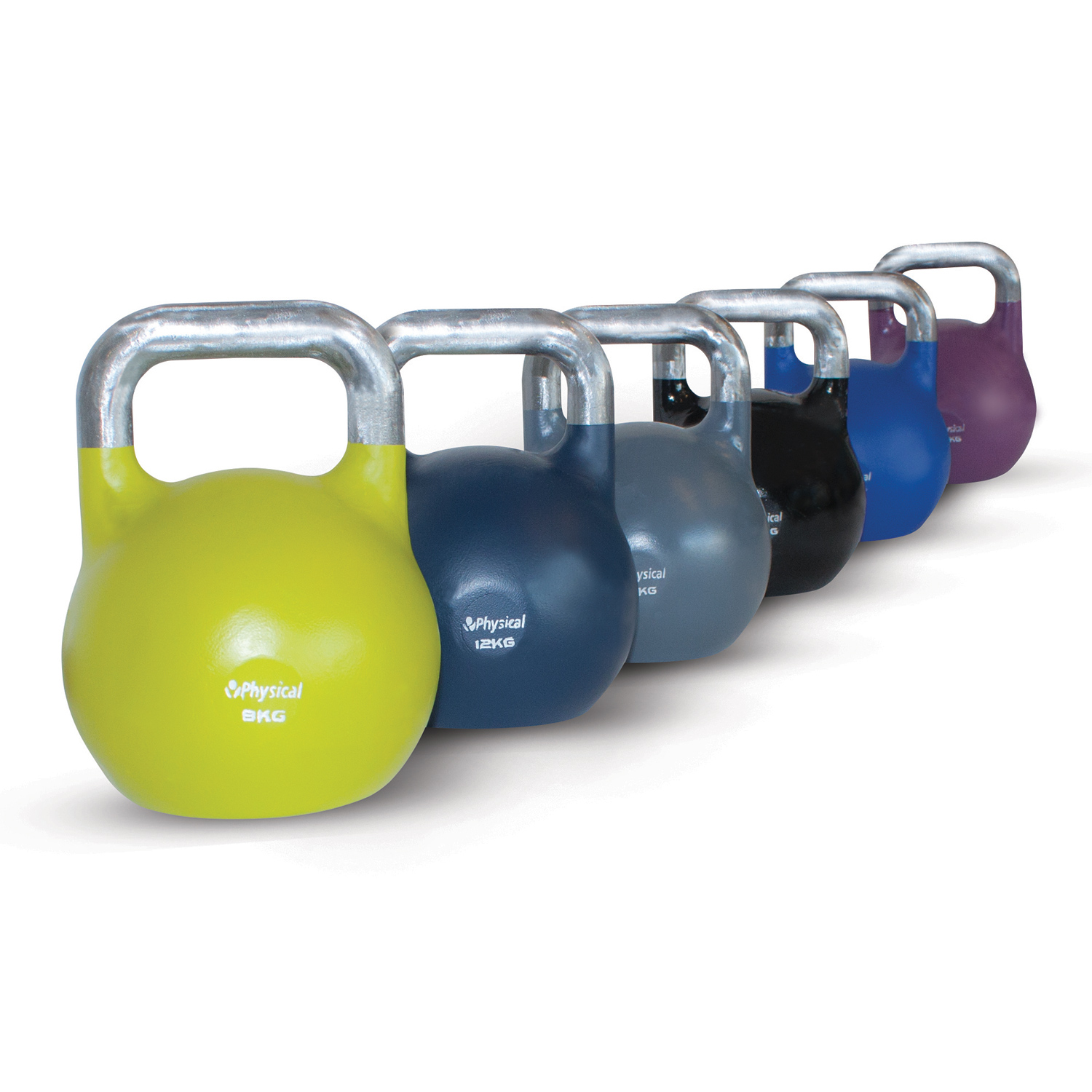 Physical Competition Kettlebells (8kg - 32kg)