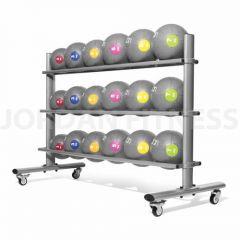 Medicine Ball Rack (Holds 20)