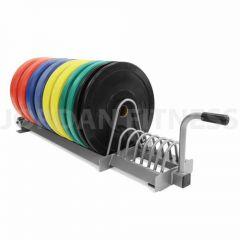 Olympic Training Plate Rack