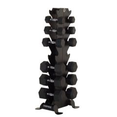 inspire vertical dumbbell rack