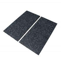 EPDM gym floor tiles 1m x 0.5m