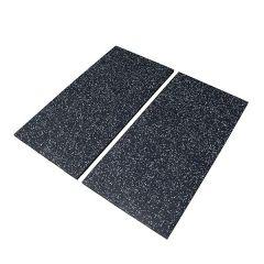 20mm premium rubber floor tile
