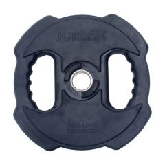 jordan fitness ignite v3 rubber olympic disc