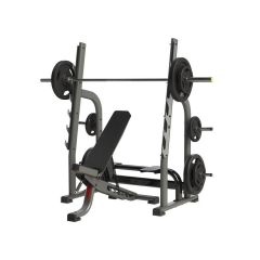 olympic multi adjustable bench