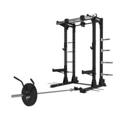 Primal Strength Stealth Commercial Fitness V3 Half Power Rack