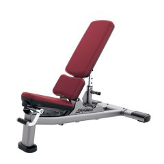 life fitness signature series multi adjustable bench