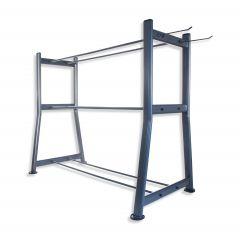 9 stability ball storage rack