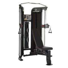 ft1 functional trainer with bench