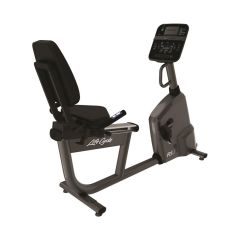 RS1 LifeCycle Recumbent Bike Track+ Console