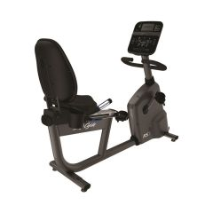 RS3 LifeCycle Recumbent Bike Track+ Console