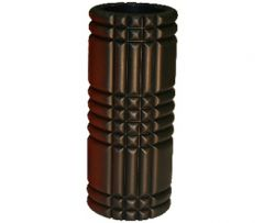 The GRID™ 1.0 Foam Roller (Black)