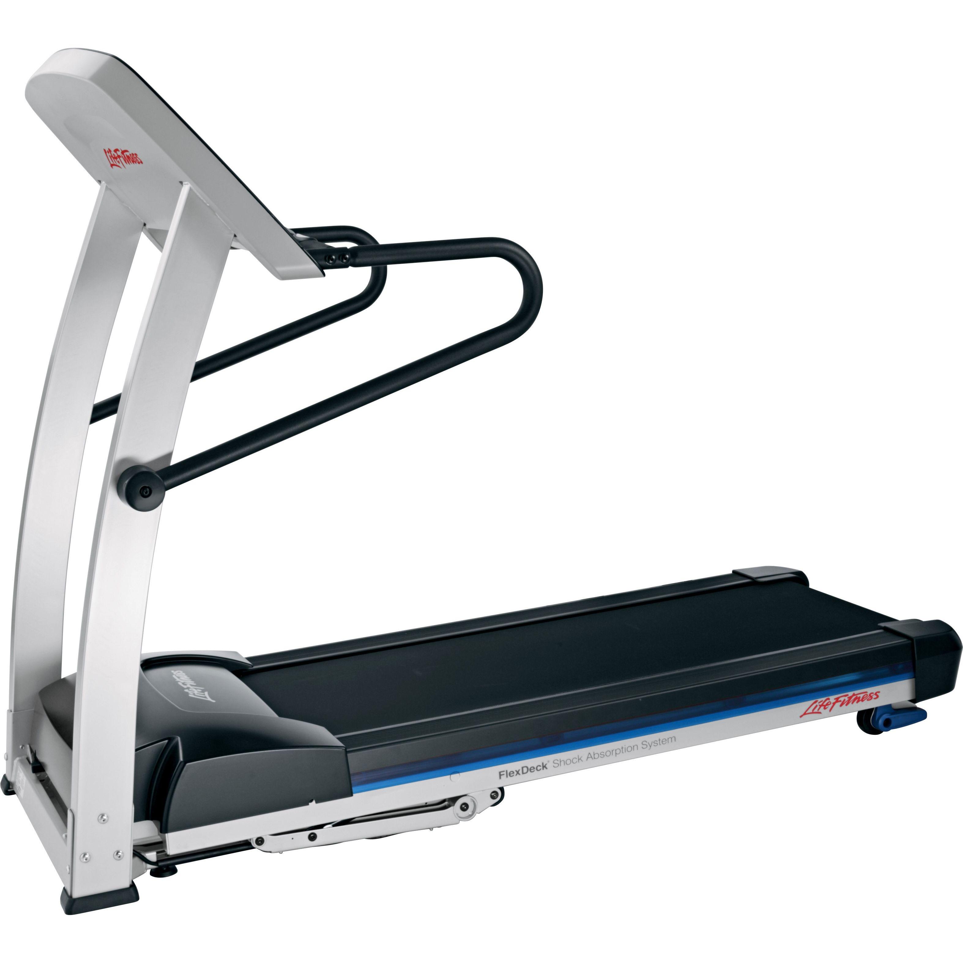 Life Fitness Treadmill Bahrain: Life Fitness F1 Smart Treadmill
