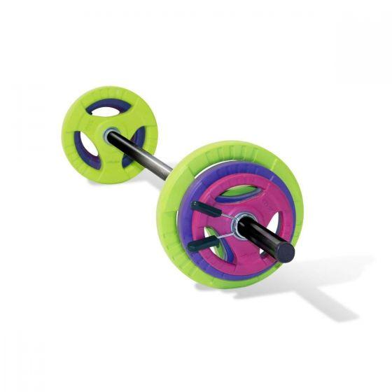 studio pump set coloured discs