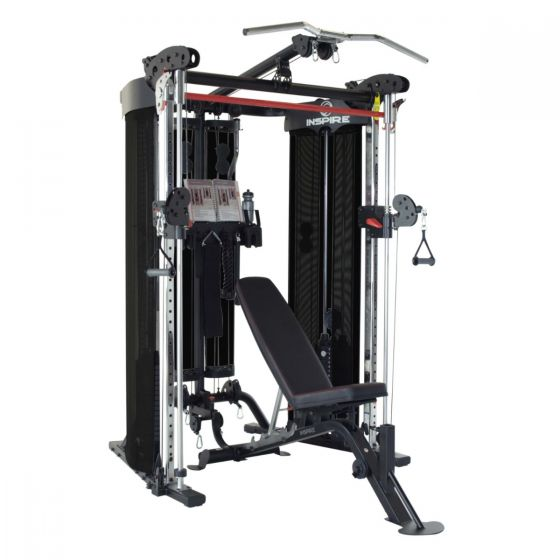 ft2 functional trainer with scs bench