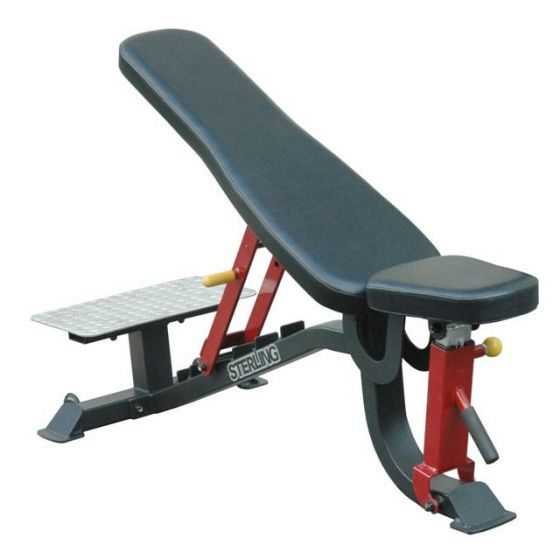 Impulse Sterling FID Bench with Spotter Step