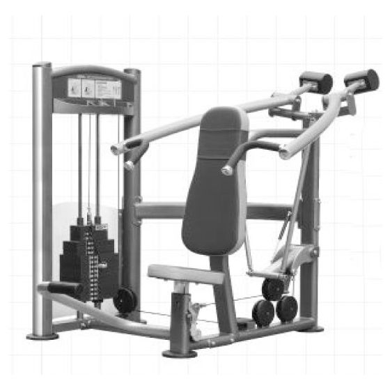 Impulse IT Shoulder Press