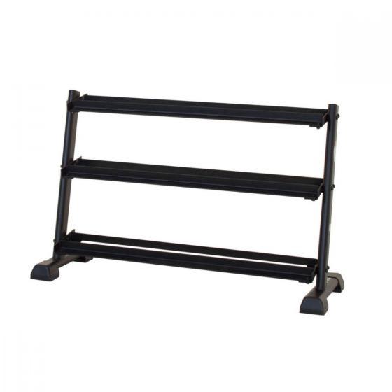 inspire fitness horizontal dumbbell rack
