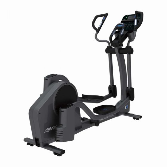 E5 Cross Trainer Track Connect Console