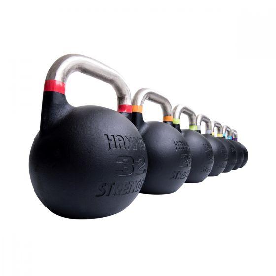 hammer strength competition kettlebells