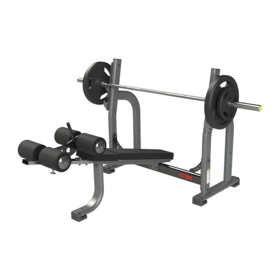 exigo olympic decline bench