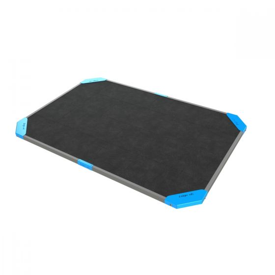 3 x 2 olympic lifting platform in rubber