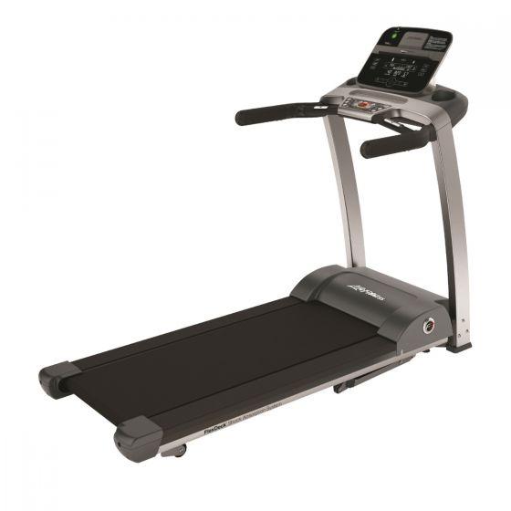 life fitness f3 folding treadmill