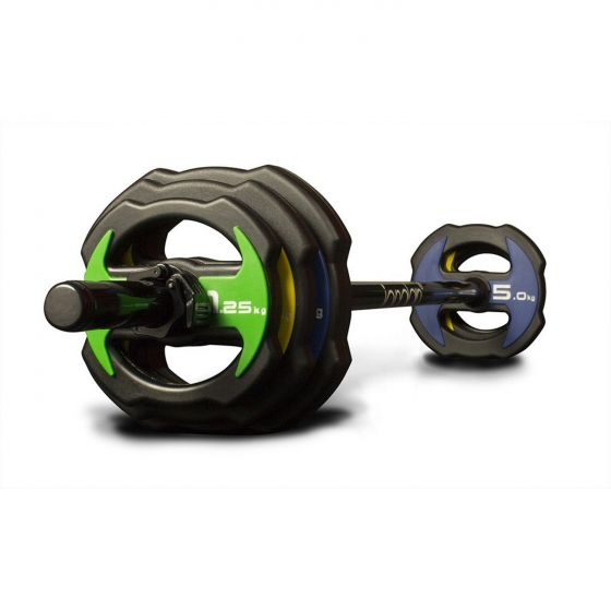 ignite urethane studio barbell colour