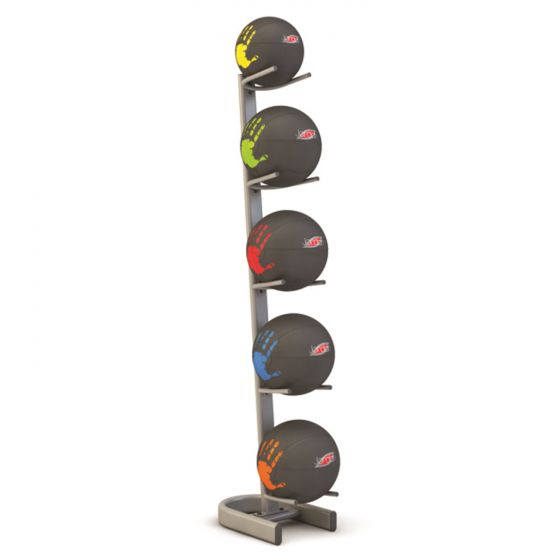 Medicine Ball Sets & Rack - 1kg-5kg
