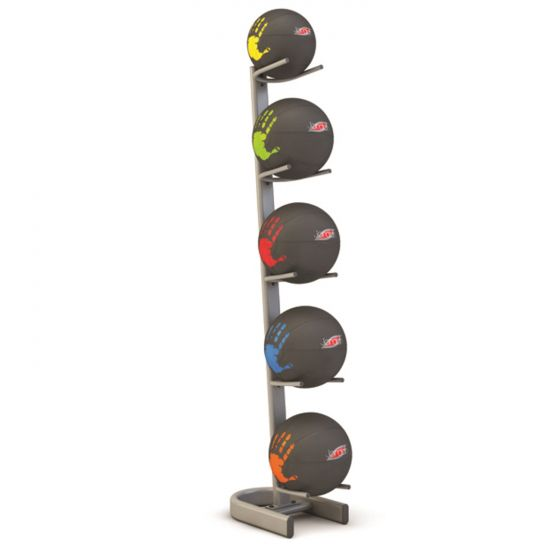 Medicine Ball Rack (Holds 5)