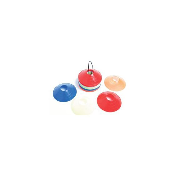 Agility Marker Cones & Stand (Set of 50)