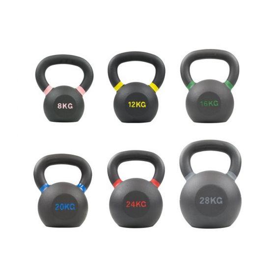 primal strength commercial premium cast iron kettlebells