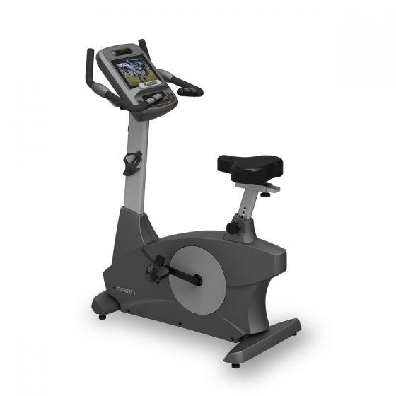 Spirit Fitness CU900 Upright Bike (TFT Console)