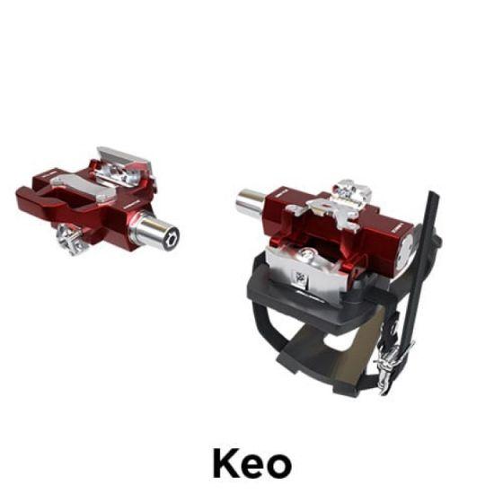 schwinn triple link keo pedals
