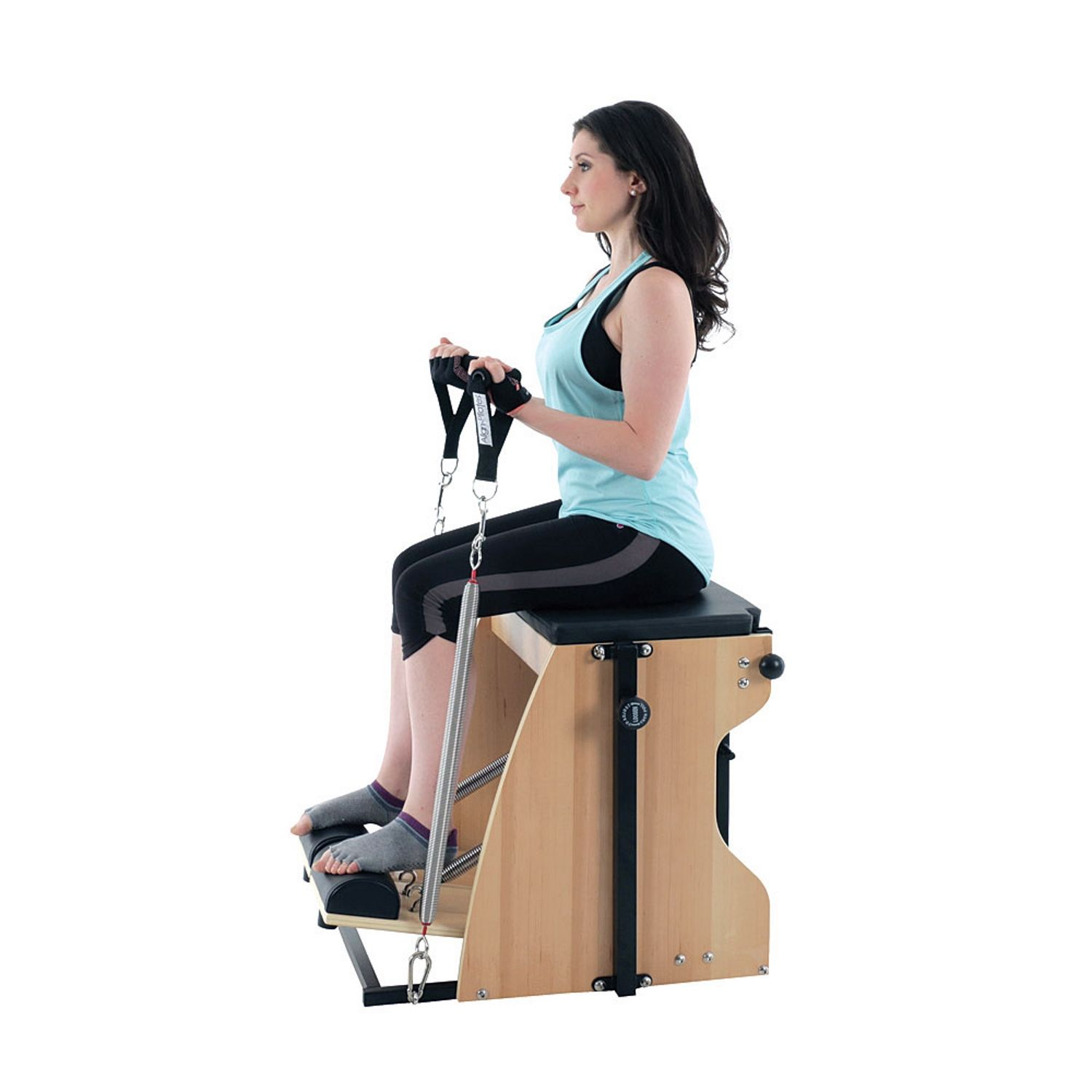 Best Pilates Chairs For Sale: Combo Chair II Fully Assembled