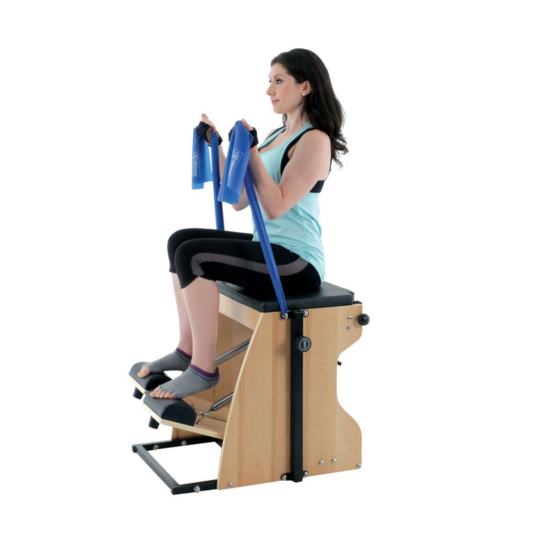 Pilates Combo Chair Ii: Combo Chair II (Flat Packed