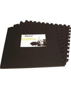Foam Flooring Pack - 4 x Tiles (61cm x 61cm) & Edges