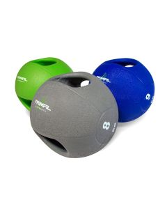 double handled medicine balls