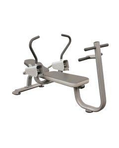impulse it ab training bench for core