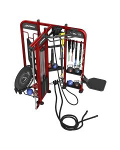 life fitness synrgy 360T functional rig