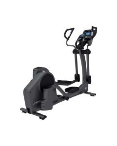life fitness e5 cross trainer with go console