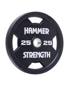 hammer strength urethane olympic plates rndx