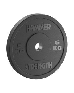 Hammer Strength rubber bumper plate packs