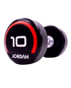 jordn apremium urethane dumbbell sets